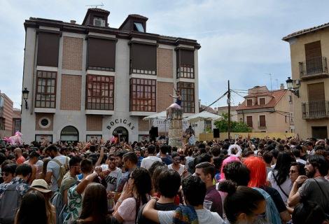 Plaza del Rollo - Jacobo Revenga