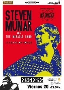 Steven Munar