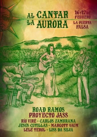 Al Cantar la Aurora