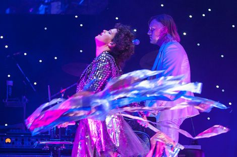 Arcade Fire. Foto de Oscar L. Tejeda